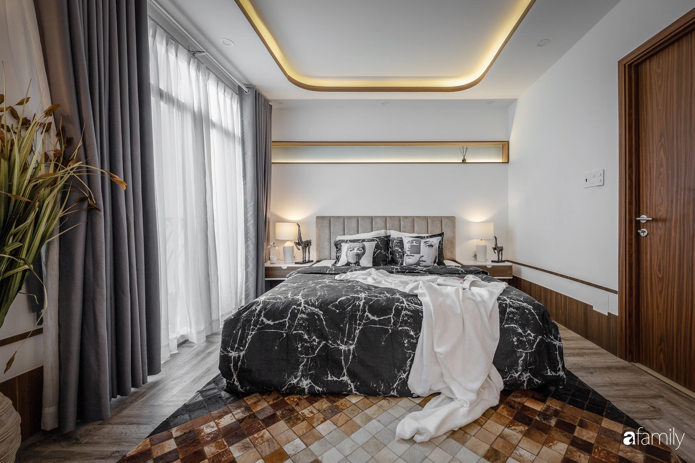 Căn nhà 5 tầng trong hẻm sang chảnh như resort cao cấp với chi phí thiết kế 900 triệu đồng ở TP HCMHCM - Ảnh 11.