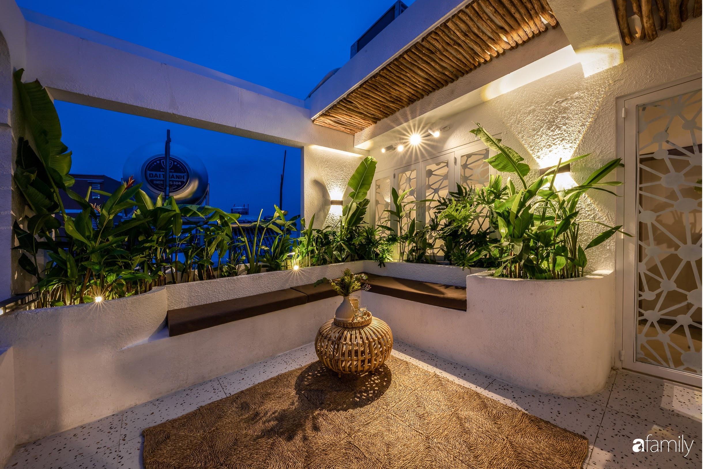 Căn nhà 5 tầng trong hẻm sang chảnh như resort cao cấp với chi phí thiết kế 900 triệu đồng ở TP HCMHCM - Ảnh 9.
