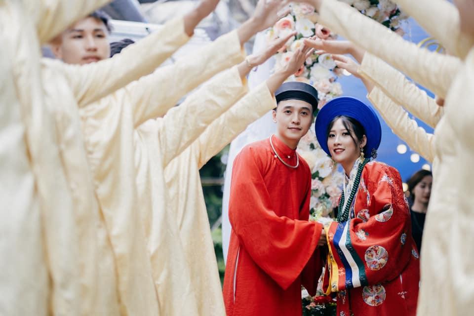 Bộ ảnh cưới cực độc đáo của cặp đôi Cao Bằng nhận bão like chỉ sau 2 giờ đăng tải, chiêm ngưỡng từng tiểu tiết nhỏ mới thấy quá chất - Ảnh 9.