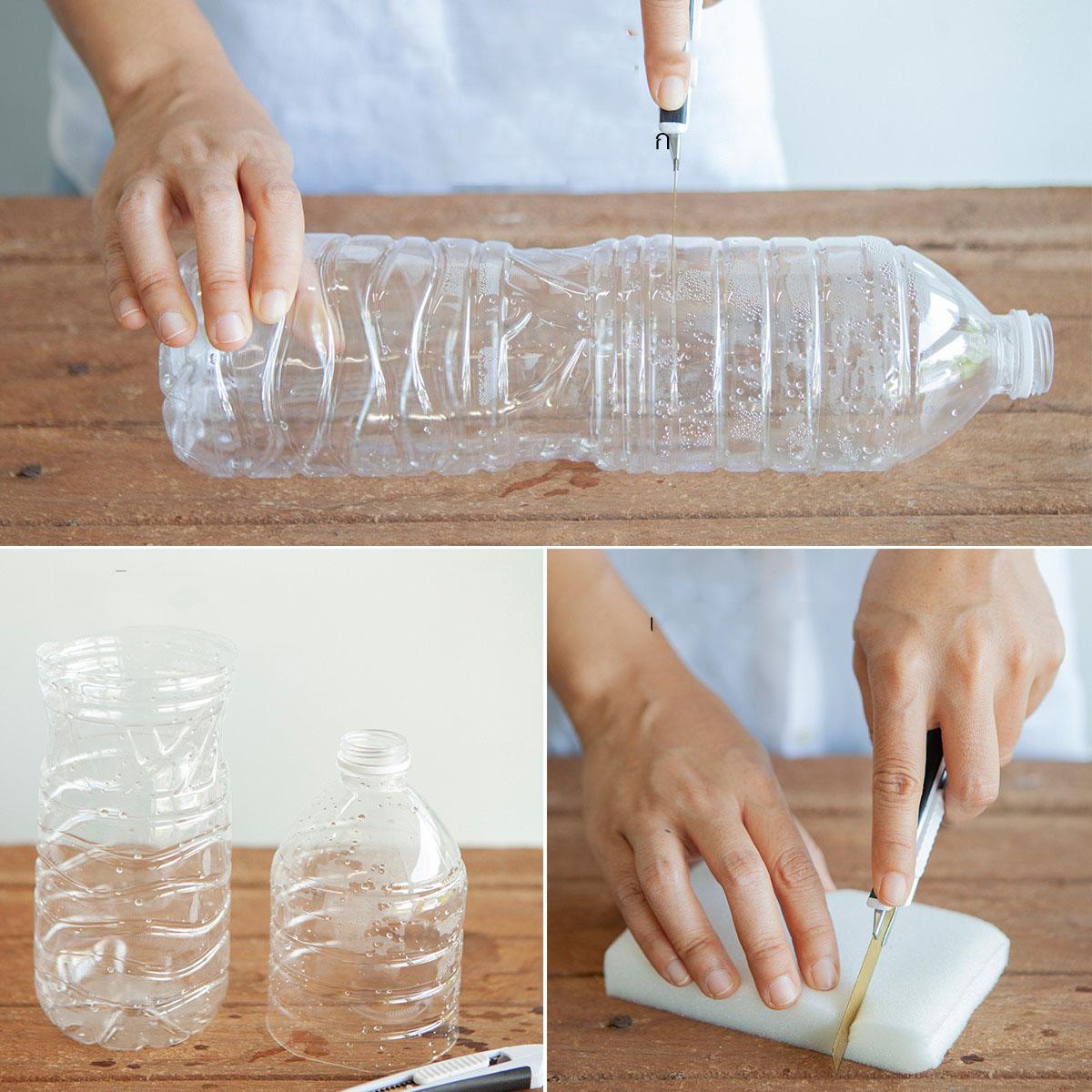 Cắt rau bỏ trong chai nhựa, cách làm đơn giản nhưng thu hoạch rau nhiều bất ngờ - Ảnh 9.