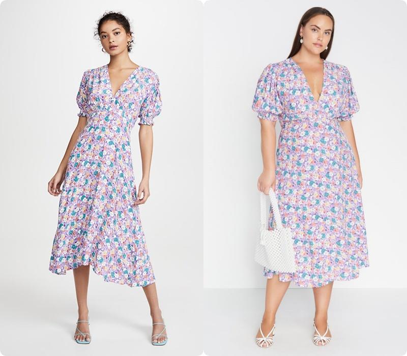 Váy hoa của Kate  - Ảnh 2.
