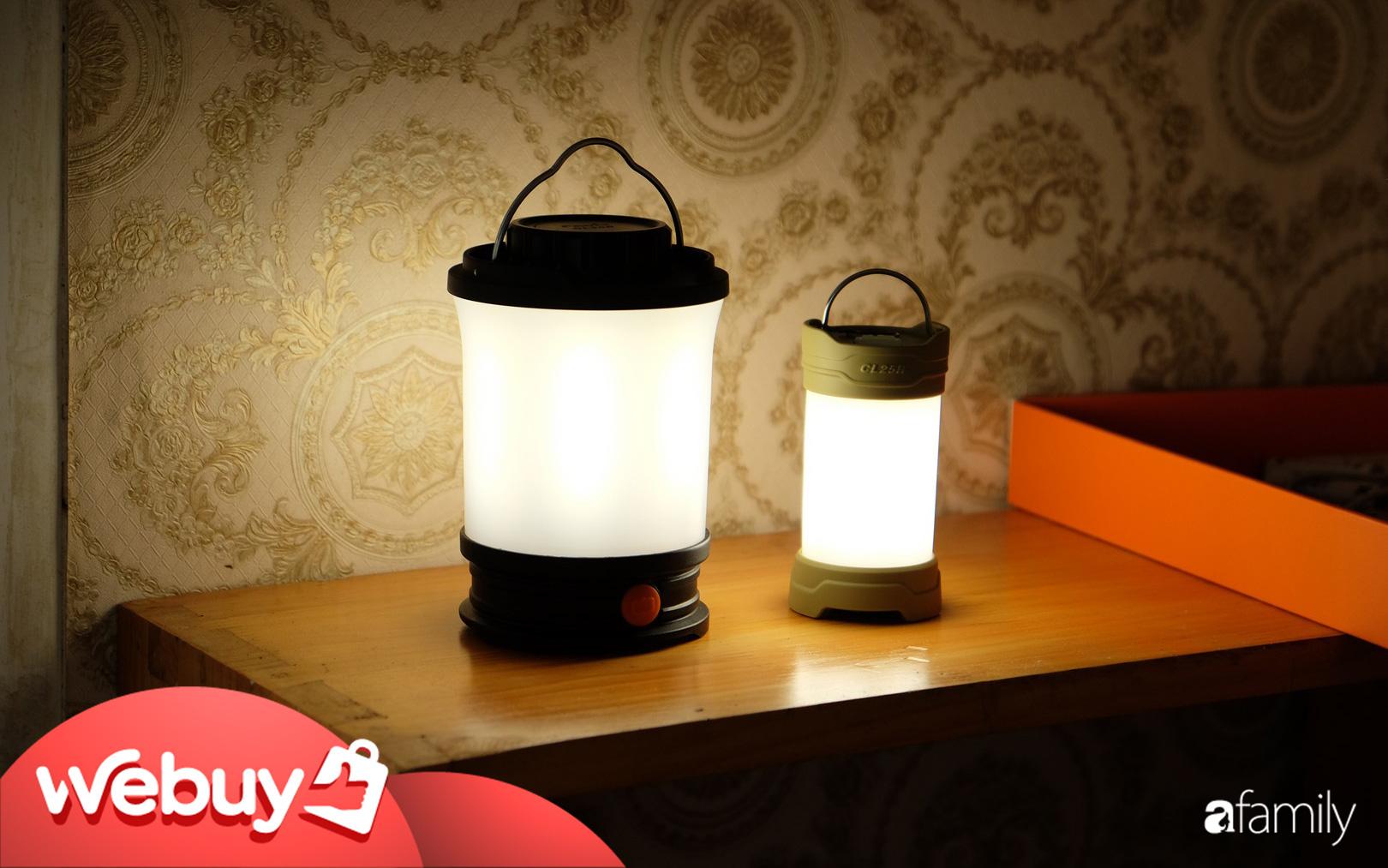 Thường xuyên bị cắt điện luân phiên, các chị em nên sắm ngay những chiếc đèn sạc này để không phải lo sống trong bóng tối