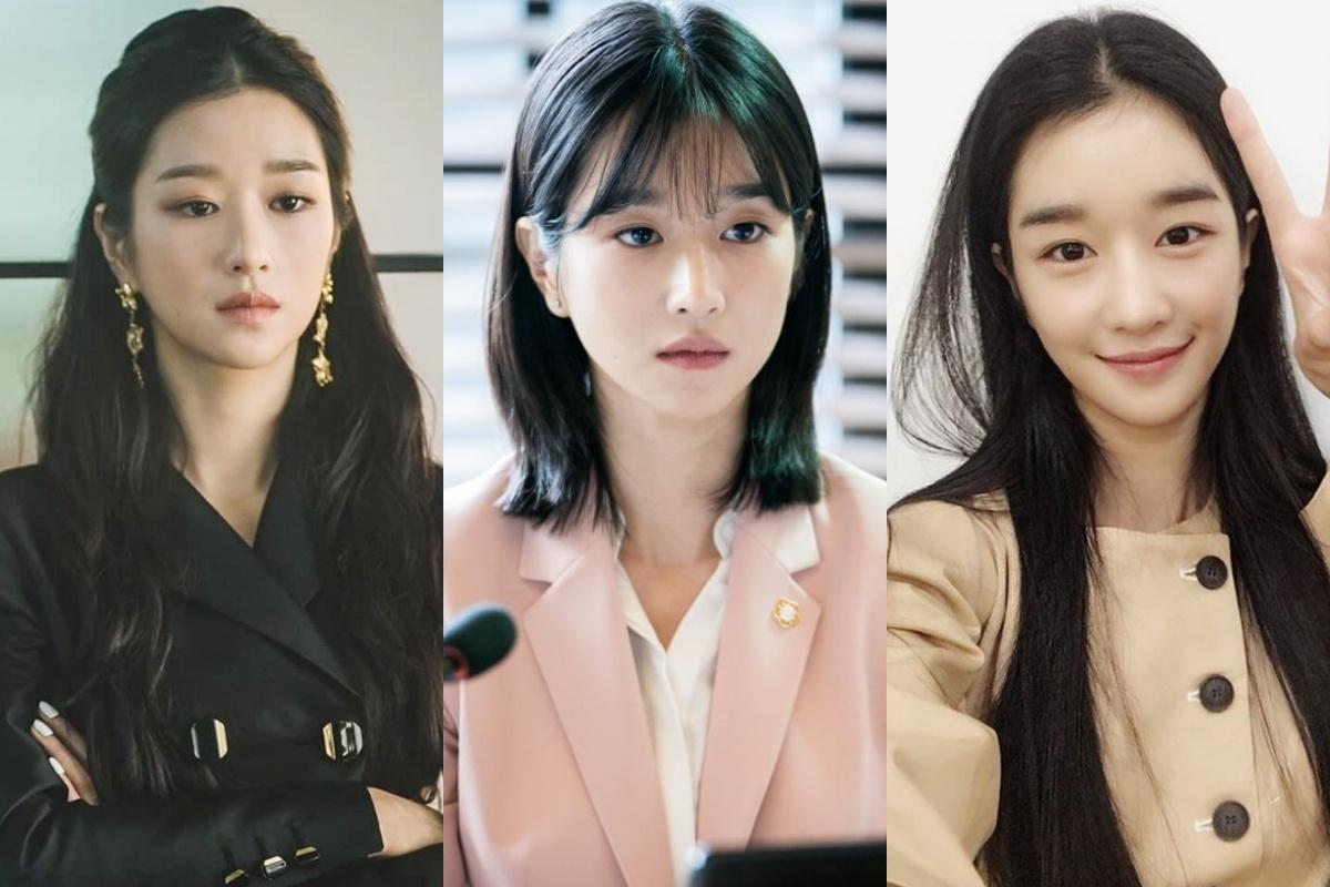 """Từ nhan sắc """"nhàn nhạt"""", nếu không đổi kiểu tóc thì Seo Ye Ji đã không thăng hạng nhan sắc ngỡ ngàng như trong Điên Thì Có Sao - Ảnh 7."""