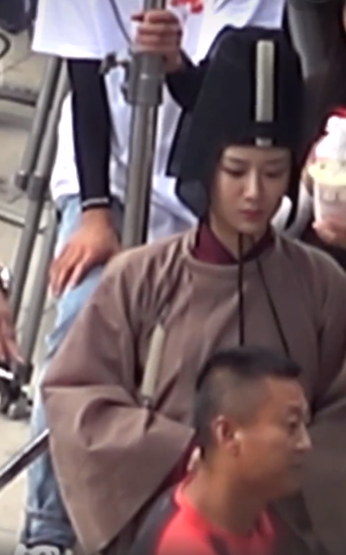 """""""Thanh Trâm Hành"""": Dương Tử tiếp tục lộ mặt bánh bao tròn xoe, nhìn ảnh này ai dám bảo mỹ nữ vạn người mê?  - Ảnh 5."""