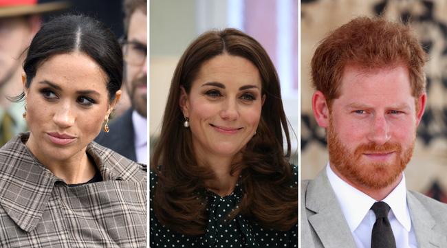 Chỉ bằng một câu nhắc nhở Harry, Công nương Kate cho thấy mình hiểu rõ Meghan trong lòng bàn tay nhưng không thể ngăn em dâu tàn phá hoàng gia - Ảnh 2.