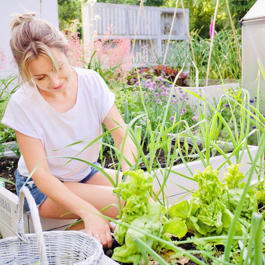 Người phụ nữ quyết không bỏ phí tuổi thanh xuân bằng cách tạo khu vườn quanh năm xanh mát - Ảnh 3.