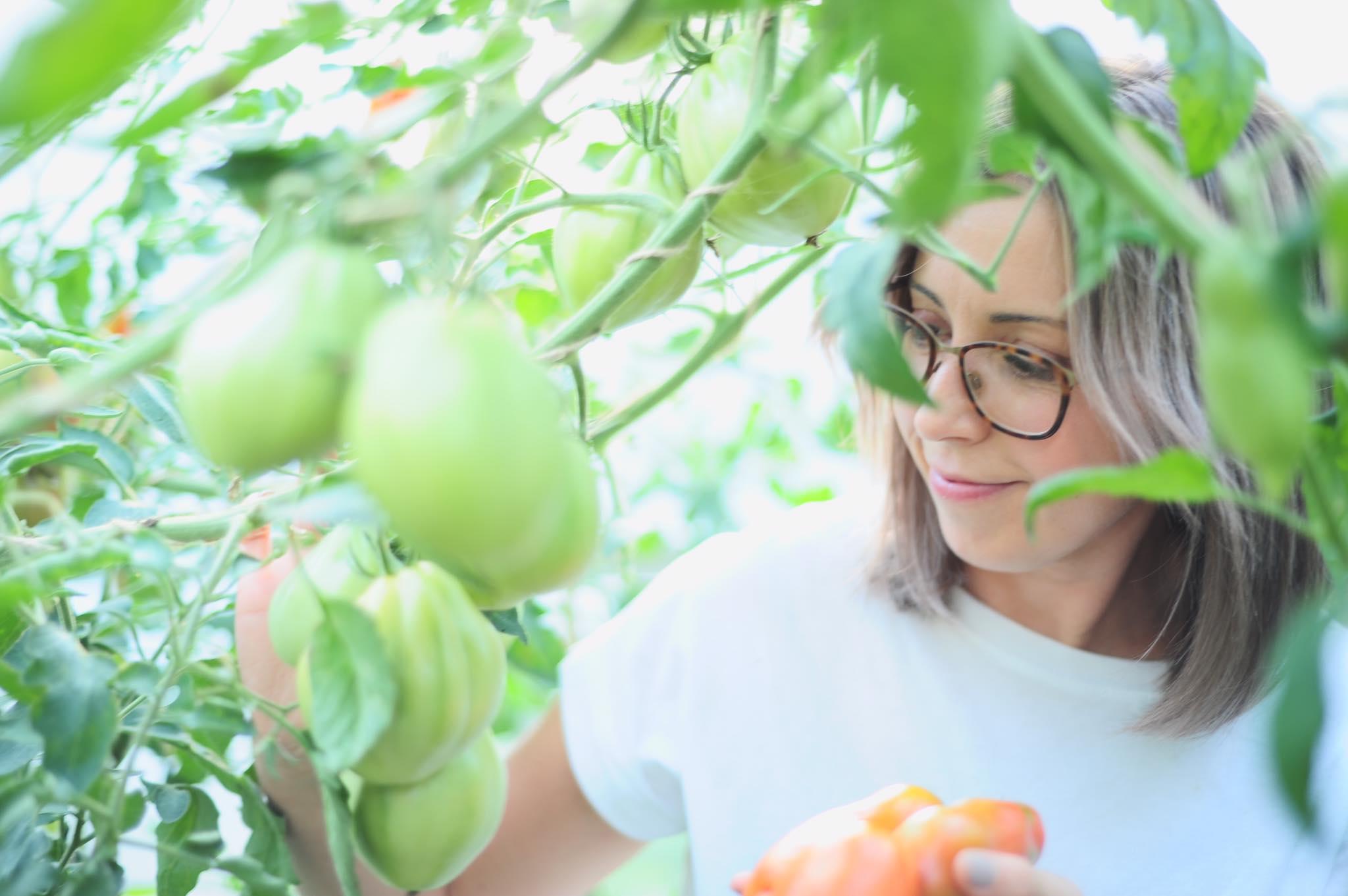 Người phụ nữ quyết không bỏ phí tuổi thanh xuân bằng cách tạo khu vườn quanh năm xanh mát - Ảnh 1.