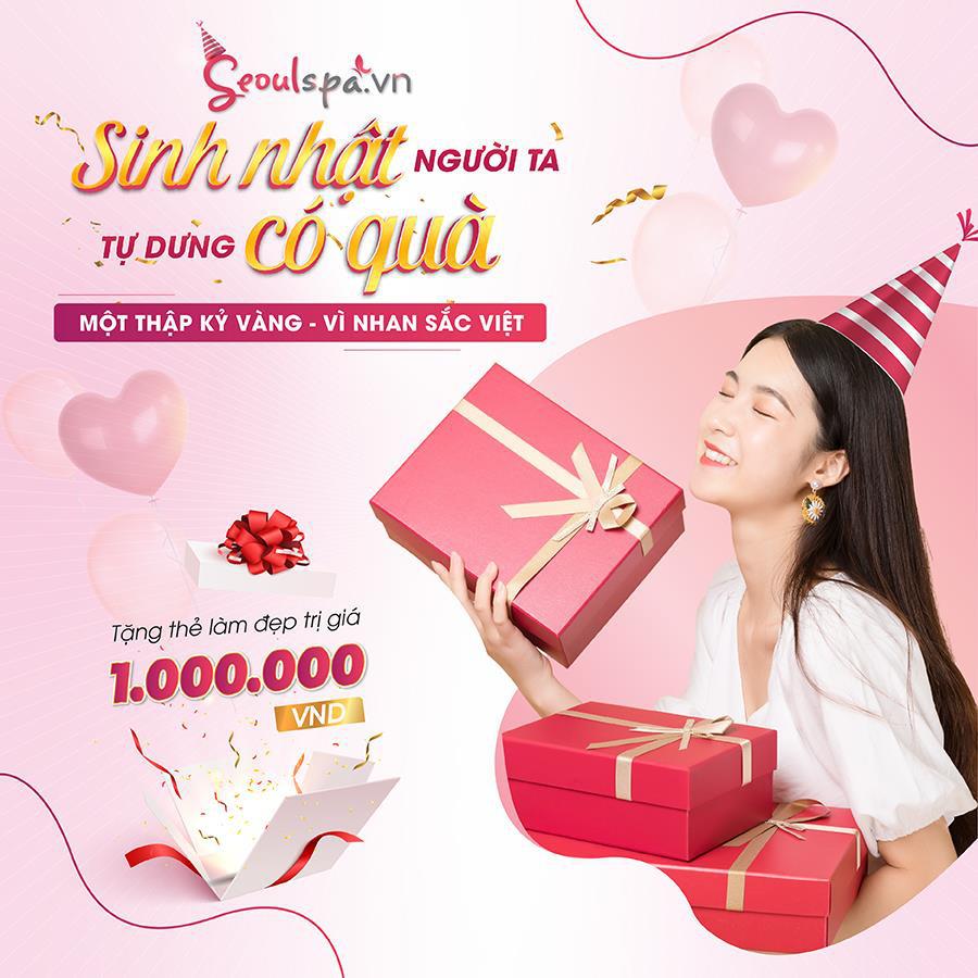 Seoul Spa bùng nổ siêu ưu đãi với quà tặng lên đến 3 tỷ đồng - Ảnh 2.