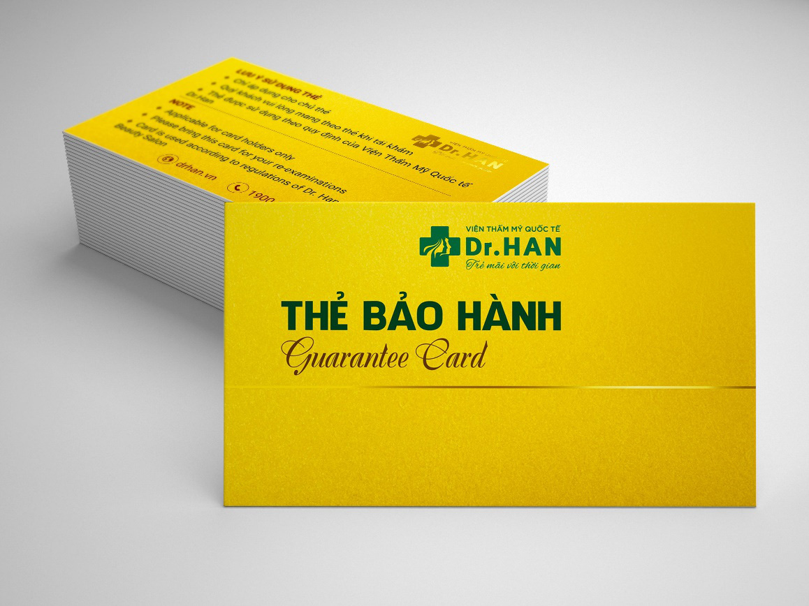 Chế độ bảo hành trọn đời – Cam kết mạnh mẽ khẳng định chất lượng dịch vụ tại Dr.Han - Ảnh 2.