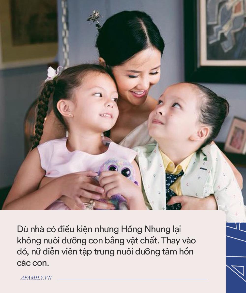 Con gái Hồng Nhung viết thư gửi mẹ: Sai chính tả tùm lum nhưng nội dung dài vỏn vẹn vài dòng mới là điều gây bất ngờ - Ảnh 5.