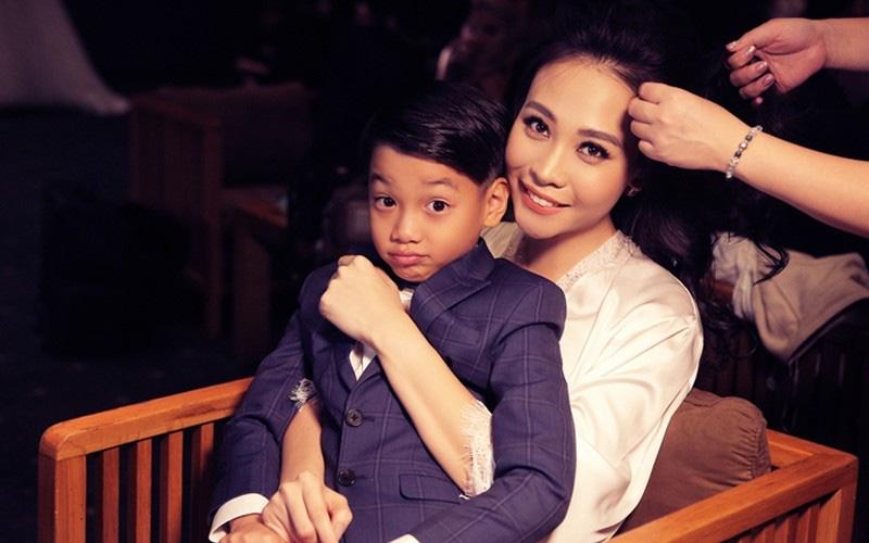 Nhiều người thắc mắc Đàm Thu Trang dạy dỗ Subeo thế nào, cô từng trả lời 1 câu nhận về muôn vàn lời khen