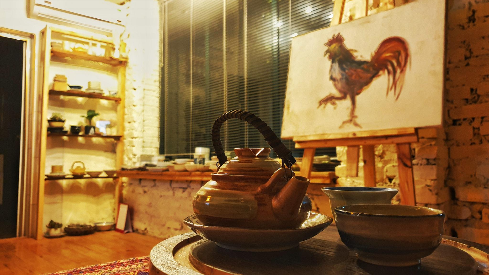 Chàng trai miền Trung biến nhà kho cũ thành ngôi nhà hạnh phúc đẹp lãng mạn cho hai vợ chồng - Ảnh 16.