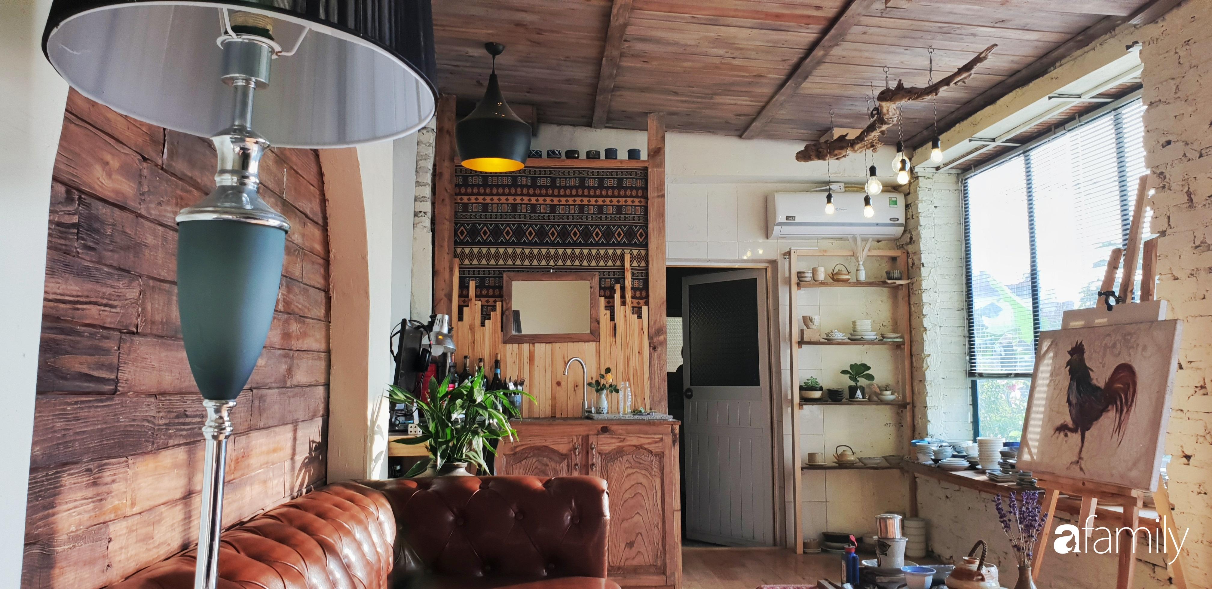 Chàng trai miền Trung biến nhà kho cũ thành ngôi nhà hạnh phúc đẹp lãng mạn cho hai vợ chồng - Ảnh 9.