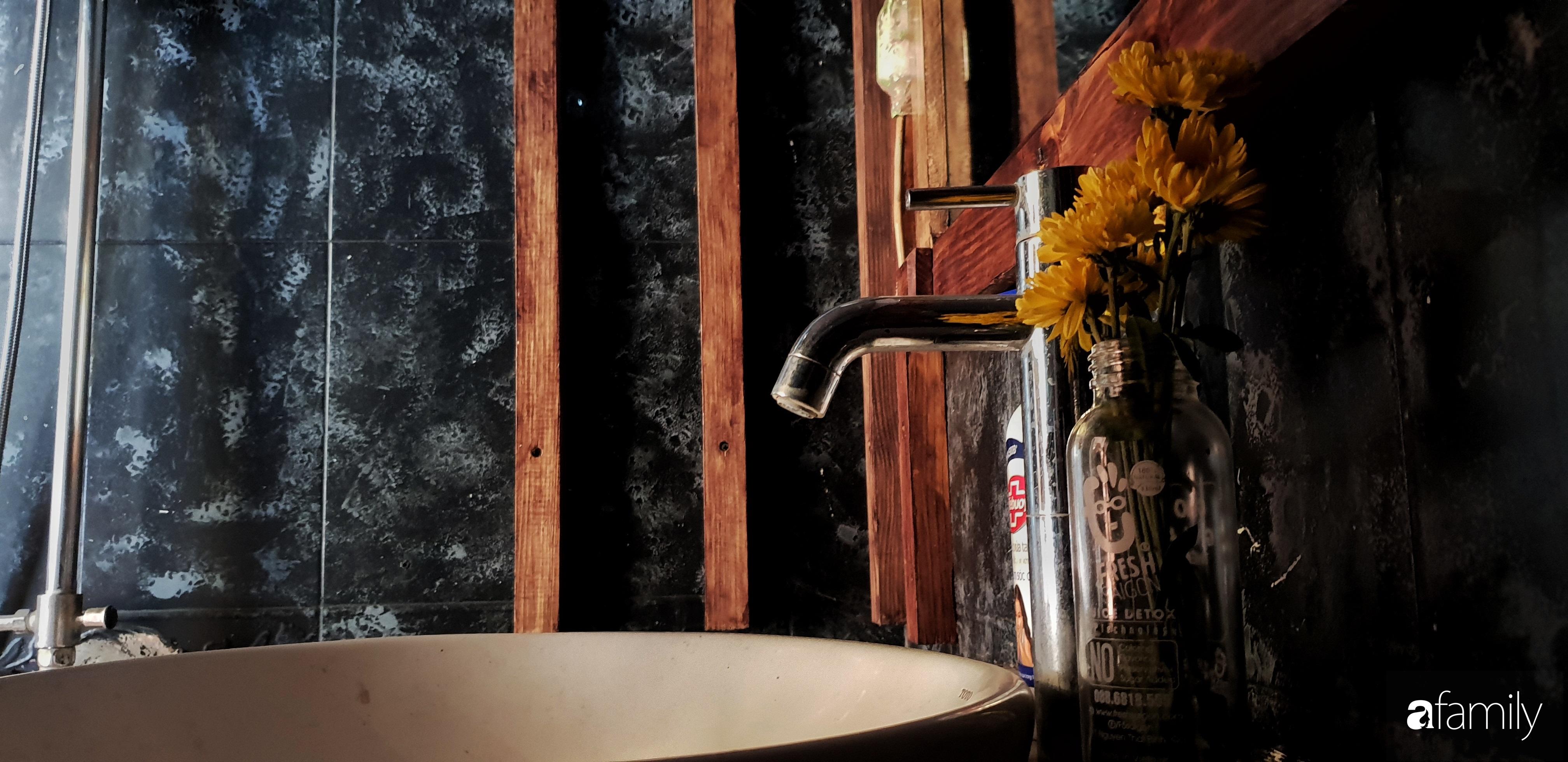 Chàng trai miền Trung biến nhà kho cũ thành ngôi nhà hạnh phúc đẹp lãng mạn cho hai vợ chồng - Ảnh 14.