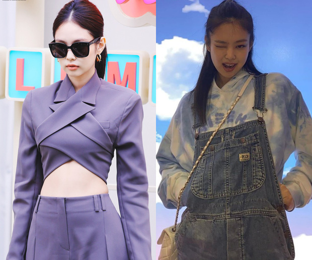 Cứ hỏi sao Jennie hay được stylist chăm chút nhất nhóm, một phần là bởi cô khéo biến hình xuất sắc thế này cơ mà - Ảnh 6.