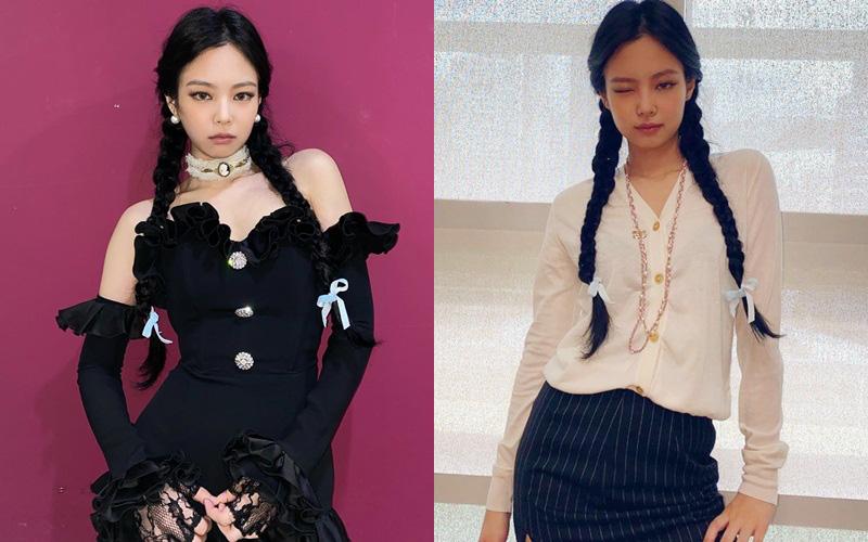 Cứ hỏi sao Jennie hay được stylist chăm chút nhất nhóm, một phần là bởi cô khéo biến hình xuất sắc thế này cơ mà