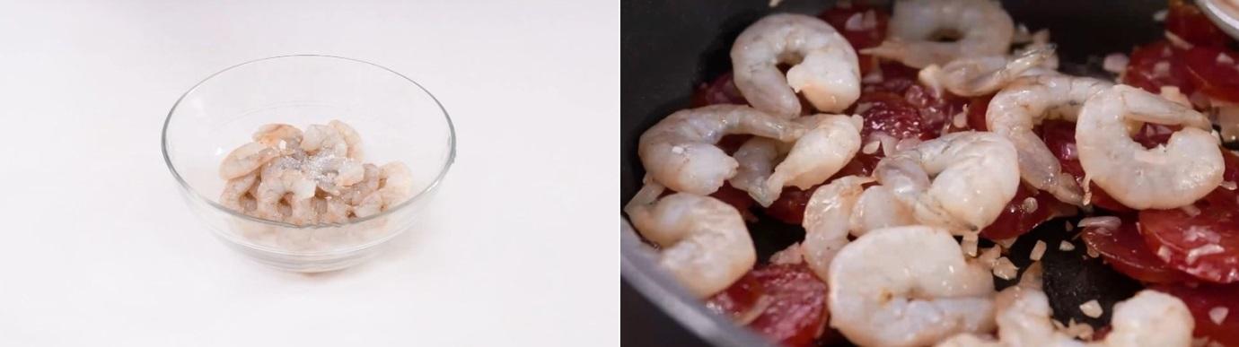 Nguyên liệu này người Việt nào cũng biết nhưng chưa từng dùng trong món cơm chiên, vị ngon mang lại thực sự bất ngờ! - Ảnh 1.