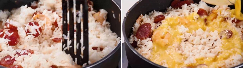 Nguyên liệu này người Việt nào cũng biết nhưng chưa từng dùng trong món cơm chiên, vị ngon mang lại thực sự bất ngờ! - Ảnh 2.