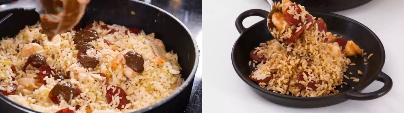 Nguyên liệu này người Việt nào cũng biết nhưng chưa từng dùng trong món cơm chiên, vị ngon mang lại thực sự bất ngờ! - Ảnh 3.