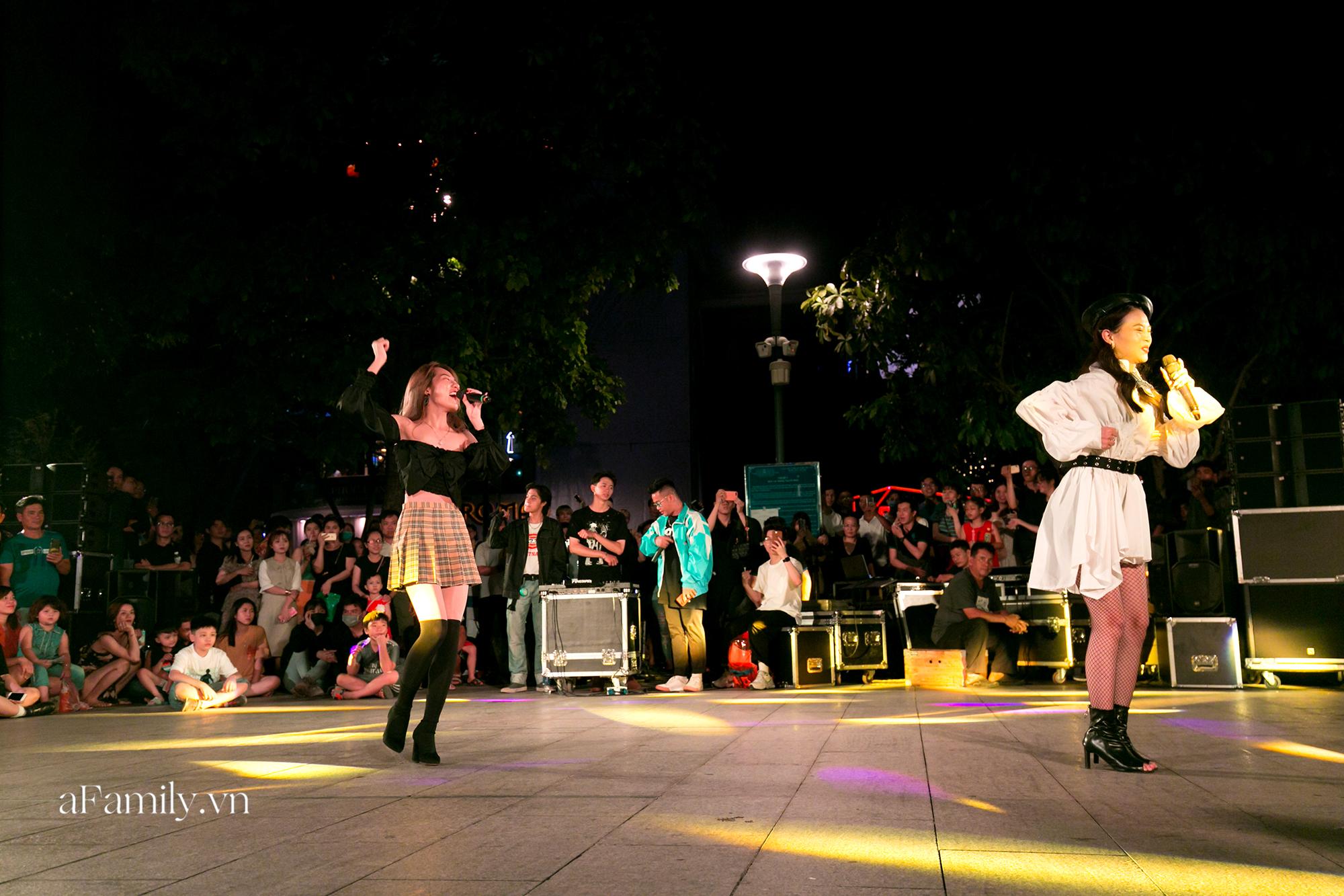 Phố đi bộ Nguyễn Huệ bắt đầu tổ chức các hoạt động biểu diễn nghệ thuật đường phố miễn phí và đây là tuần đầu tiên người Sài Gòn được trải nghiệm - Ảnh 2.