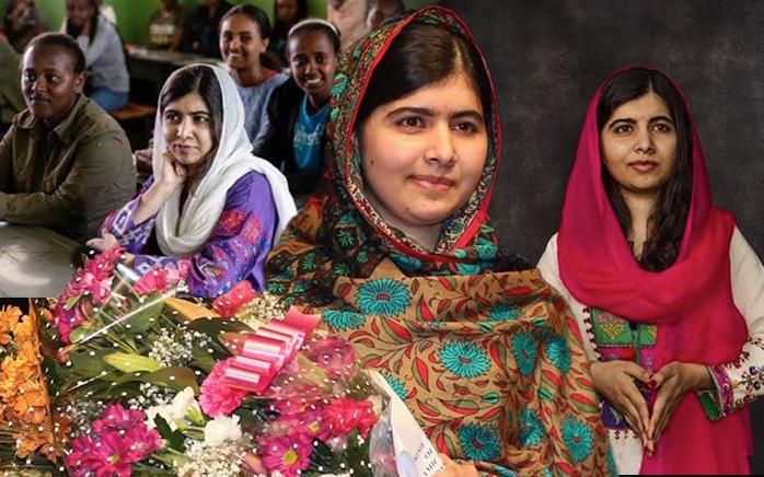 Malala Yousafzai: Cô gái hồi sinh ngoạn mục sau khi bị bắn vào đầu năm 15 tuổi và trở thành biểu tượng toàn cầu cho giáo dục nữ giới