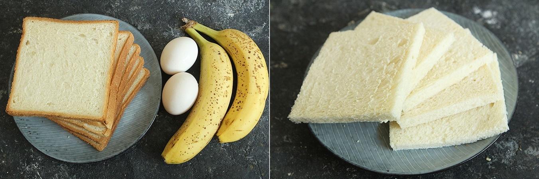 Giải quyết hết chuối dư trong 1 nốt nhạc với món bánh mì chuối ăn sáng thơm phức cực ngon - Ảnh 1.