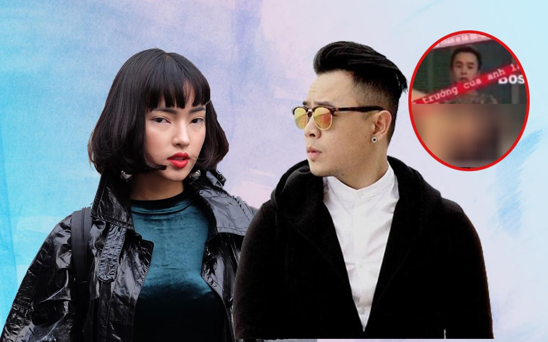 """Binz - Người yêu mới của Châu Bùi bị đào lại quá khứ tự đăng ảnh """"nhún nhảy"""" với gái lạ trên Instagram"""