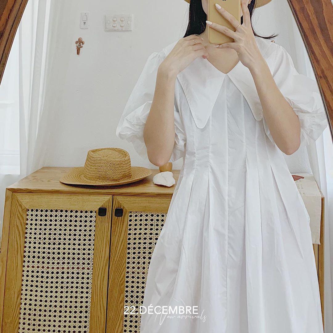 Yoona đụng váy với Âu Dương Na Na nhưng tài ở chỗ người lên đồ bánh bèo, người lại cá tính khác hẳn - Ảnh 12.
