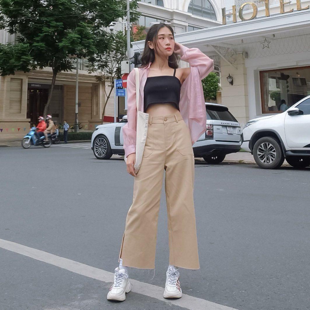 Nhìn Jolie Nguyễn mà rút kinh nghiệm, chị em đừng chọn mẫu quần này nếu không muốn dìm dáng và người lùn 1 mẩu - Ảnh 7.