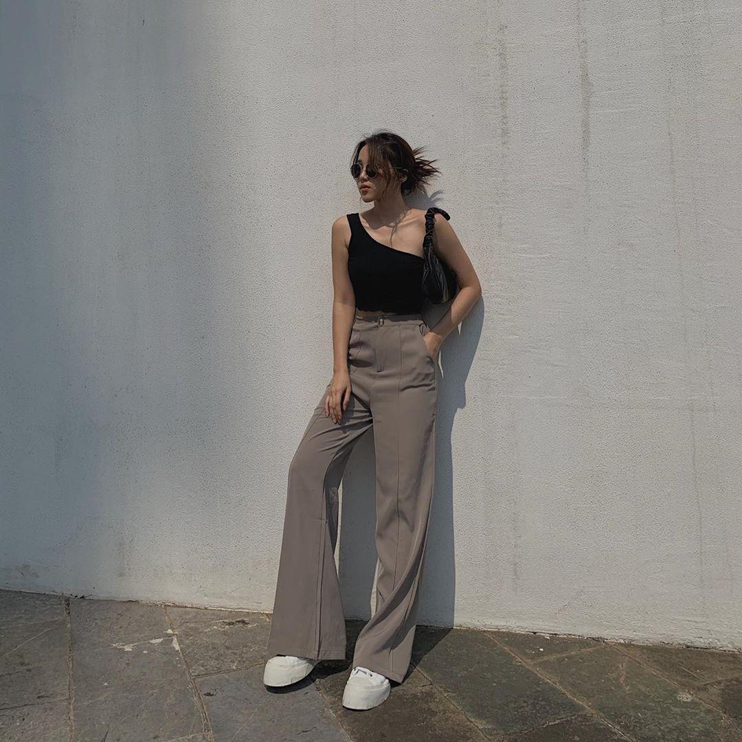 Nhìn Jolie Nguyễn mà rút kinh nghiệm, chị em đừng chọn mẫu quần này nếu không muốn dìm dáng và người lùn 1 mẩu - Ảnh 9.