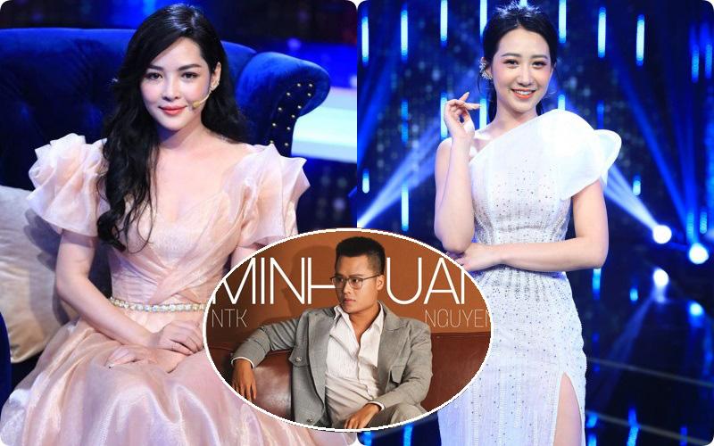 """NTK váy cho nữ chính Người Ấy Là Ai tiết lộ câu chuyện """"bén duyên"""" với chương trình"""