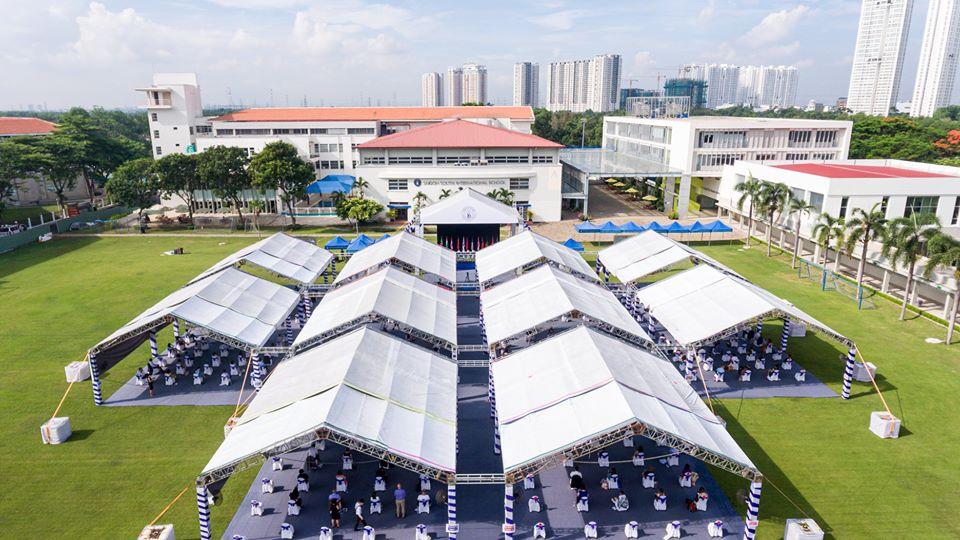 """Trường Quốc tế """"đỉnh"""" bậc nhất Sài Gòn: Không gian đẹp như trên phim, học phí nửa tỷ mỗi năm vẫn khiến phụ huynh sẵn sàng móc hầu bao cho con vào học - Ảnh 4."""