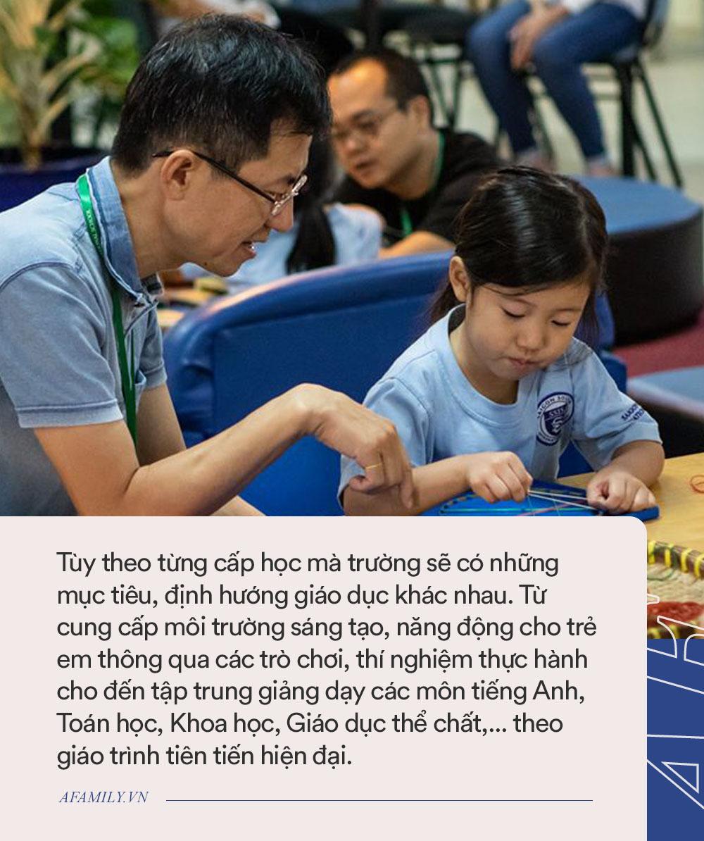"""Trường Quốc tế """"đỉnh"""" bậc nhất Sài Gòn: Không gian đẹp như trên phim, học phí nửa tỷ mỗi năm vẫn khiến phụ huynh sẵn sàng móc hầu bao cho con vào học - Ảnh 10."""