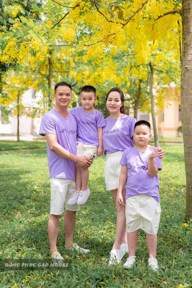 Gợi ý phối áo gia đình đẹp, đúng chuẩn cho từng dịp - Ảnh 1.