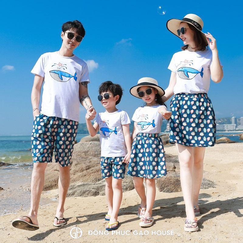 Gợi ý phối áo gia đình đẹp, đúng chuẩn cho từng dịp - Ảnh 3.
