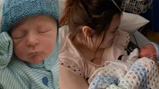 """Chỉ vỏn vẹn 4 tiếng sau khi biết mình có thai, cô gái 21 tuổi hạ sinh bé trai: """"Tôi đã sốc vô cùng"""" - Ảnh 1."""