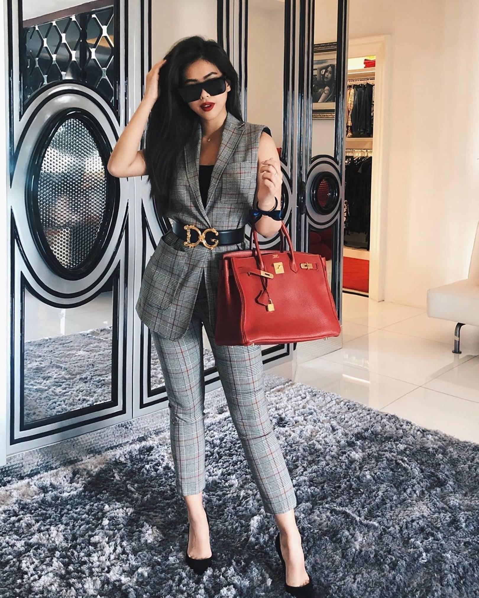 Nổi tiếng mặc đẹp mà rich kid Tiên Nguyễn cũng có ngày chọn nhầm hàng hiệu khiến vóc dáng bị dìm thảm hại - Ảnh 2.