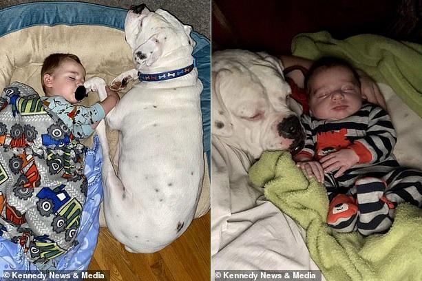 """Sáng nào cũng thấy con nằm ngủ ở chỗ """"bạn thân"""" thay vì trên giường, bà mẹ bí mật lắp camera và """"ngã ngửa"""" khi biết sự thật - Ảnh 3."""