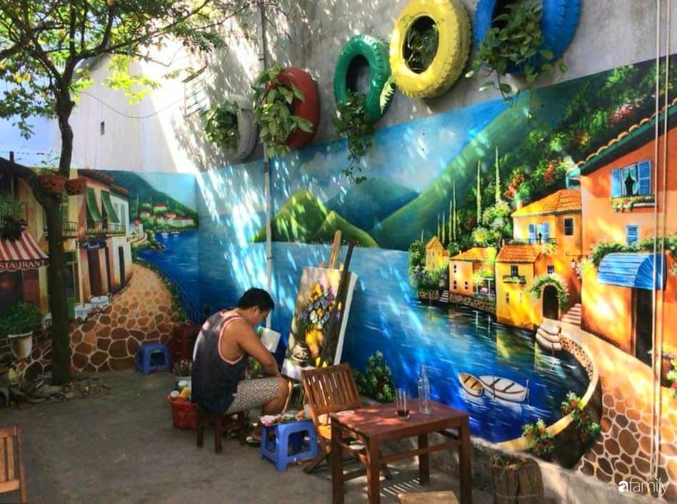 Bỏ ra 2 triệu, mẹ đảm ở Đà Nẵng trang trí lại không gian sống đẹp như mơ chỉ từ những món đồ tái chế mà ai cũng bỏ đi 1