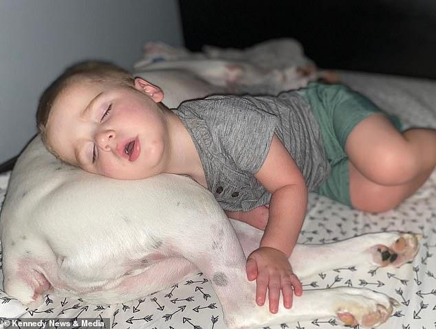 """Sáng nào cũng thấy con nằm ngủ ở chỗ """"bạn thân"""" thay vì trên giường, bà mẹ bí mật lắp camera và """"ngã ngửa"""" khi biết sự thật - Ảnh 5."""