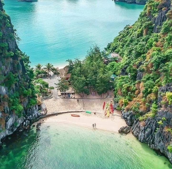4 điểm du lịch biển mới ở Việt Nam, team thích du lịch khám phá nhất định không thể bỏ qua  - Ảnh 2.