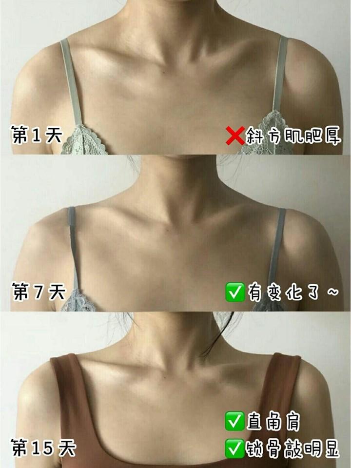 Mê vai vuông góc của Jennie, con gái Trung Quốc thi nhau tập tành để vai đẹp như thần tượng - Ảnh 3.