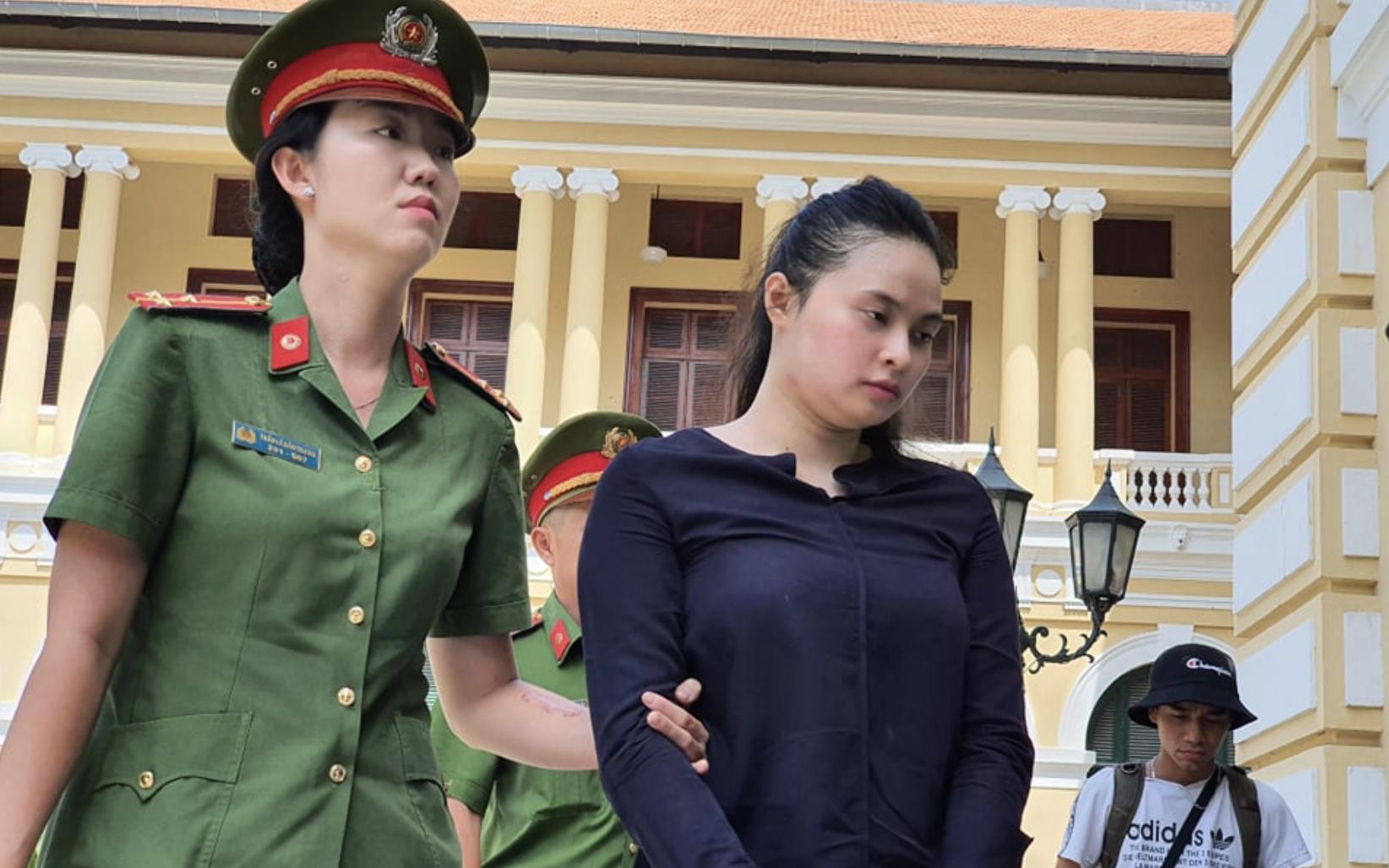 Tiếp tục xét xử trùm ma túy Văn Kính Dương và người tình hot girl Ngọc 'Miu' cùng các đồng phạm