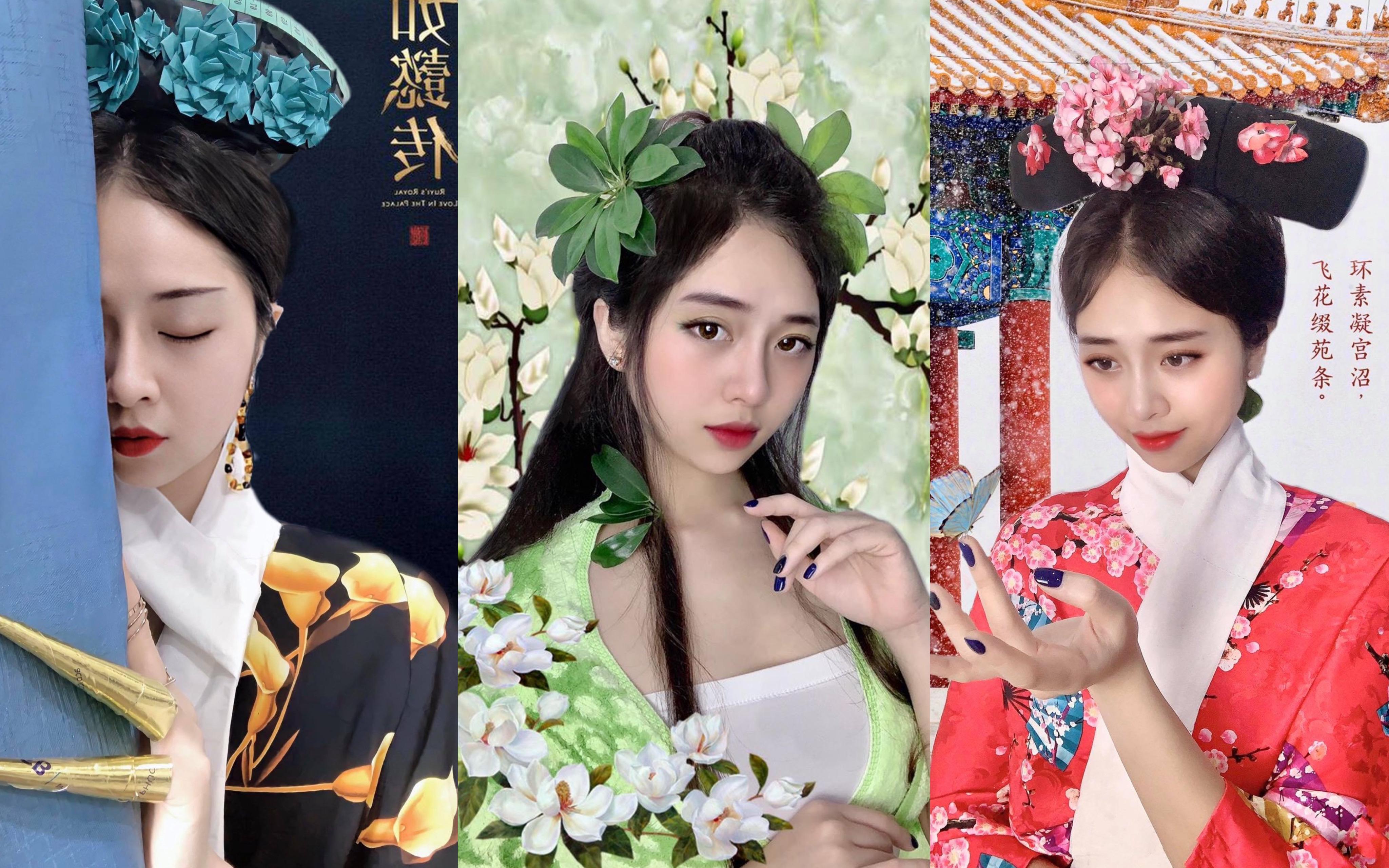 Hot girl gây bão TikTok nhờ loạt clip cosplay nhân vật cổ trang Trung Quốc phong cách ''siêu lầy'', từ Nhàn Phi, Lam Vong Cơ cho đến Lý Mạc Sầu đều giống 99% nguyên gốc!