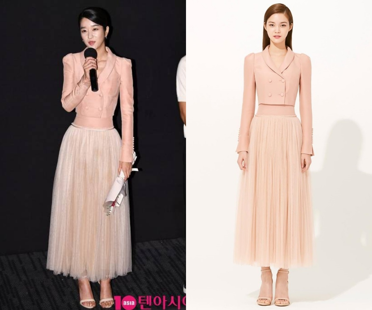 Đẳng cấp vòng eo siêu thực lên top tìm kiếm của Seo Ye Ji: Chuẩn con kiến đến mức lấn át của người mẫu của hãng - Ảnh 4.
