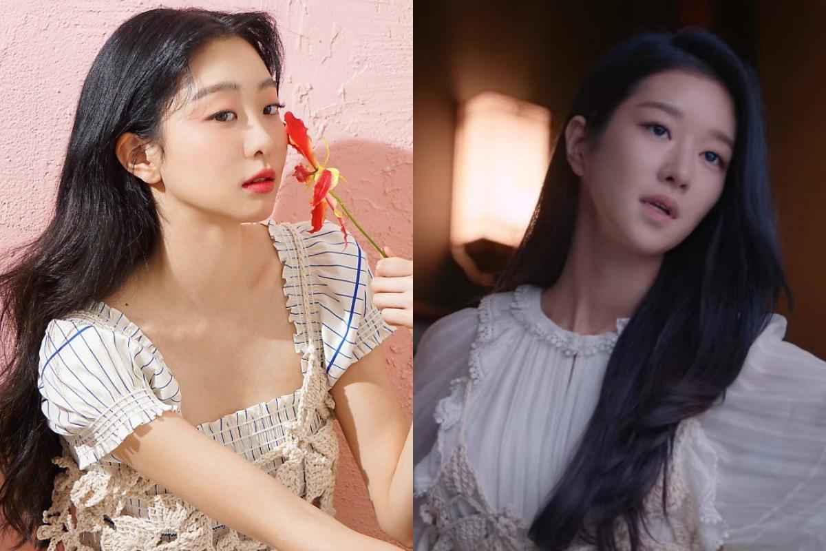 """Đụng độ """"điên nữ Itaewon Class"""", Seo Ye Ji lấn át về độ sang chảnh còn điểm trẻ trung lại khó phân định - Ảnh 7."""