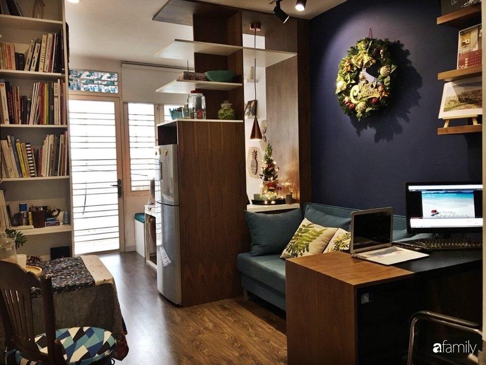 Cải tạo nhà phố 30m² đẹp bất ngờ vừa làm nơi ở vừa để kinh doanh với chi phí 350 triệu đồng ở Hà Nội - Ảnh 13.