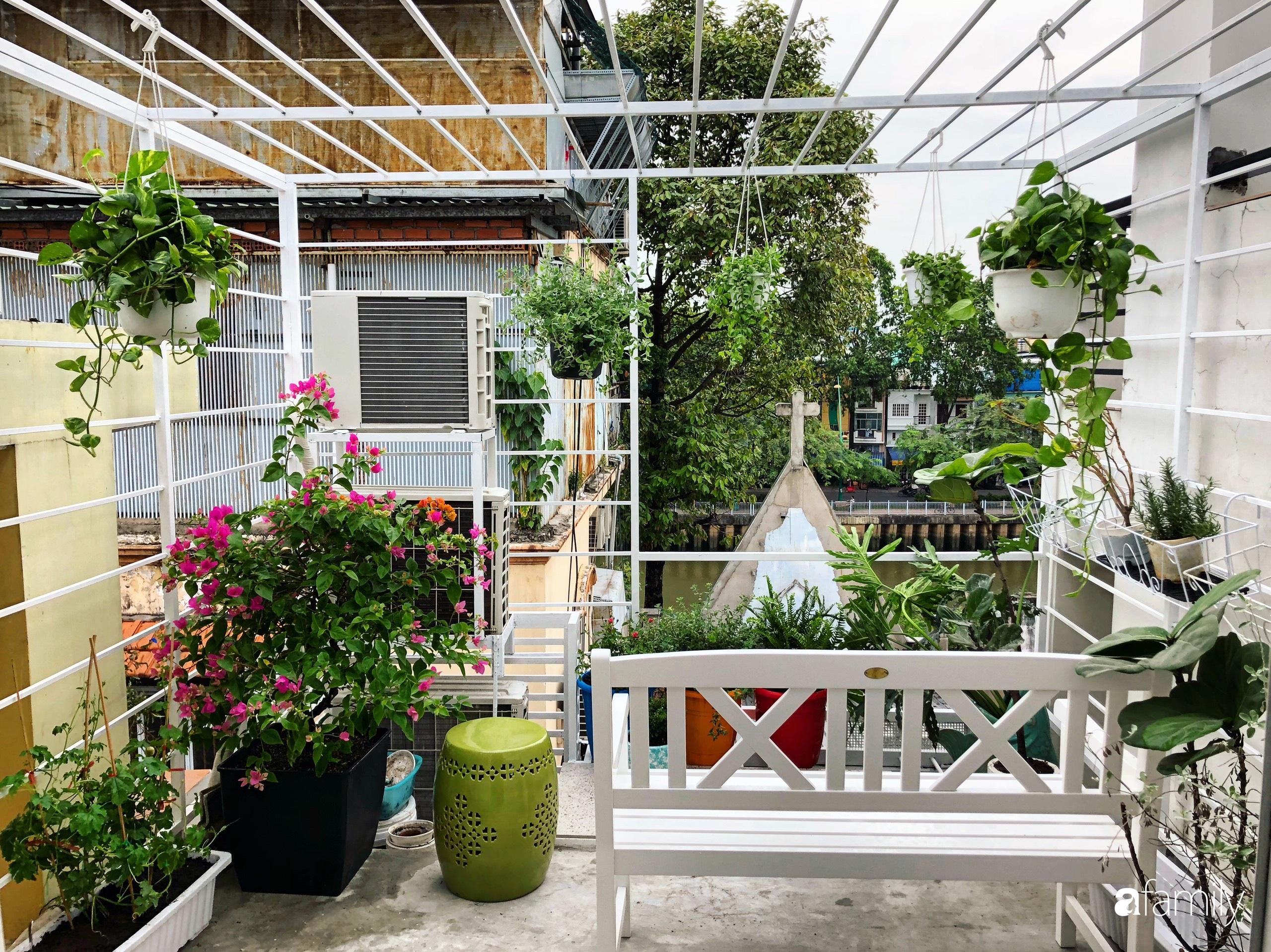 Cải tạo nhà phố 30m² đẹp bất ngờ vừa làm nơi ở vừa để kinh doanh với chi phí 350 triệu đồng ở Hà Nội - Ảnh 23.