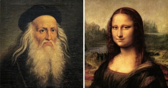 """Hóa ra đại tuyệt tác Mona Lisa đã được danh họa Leonardo da Vinci vẽ theo một cách """"nhìn"""" vô cùng đặc biệt, đến ngày nay khoa học mới giải mã thành công - Ảnh 3."""