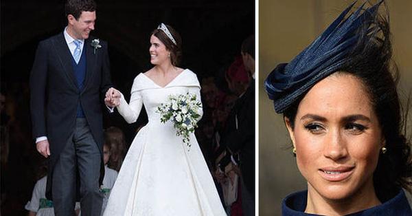 Hành động tinh tế của công chúa nước Anh ngay trong hôn lễ của mình khiến Meghan Markle bị nhắc tên và hẳn phải rất xấu hổ - Ảnh 4.